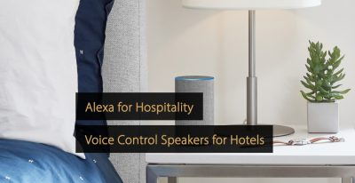 Alexa for hospitality