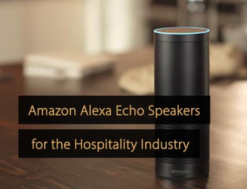 How can the Amazon Alexa Echo Speakers Improve Customer Experience