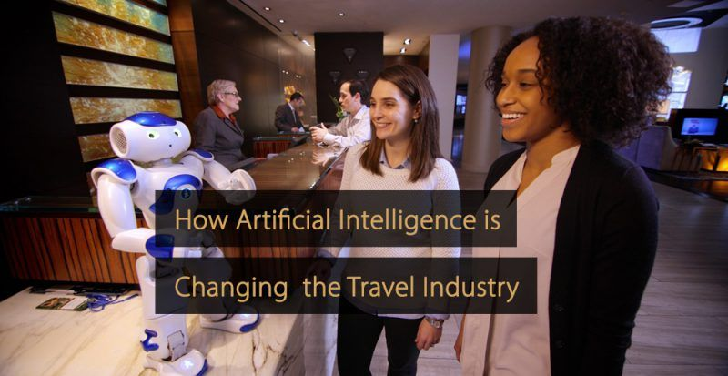 Artificial Intelligence Travel Industry - AI Travel Industry