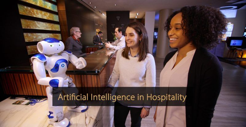 Artificial intelligence in hospitality industry - AI travel industry - hotel industry