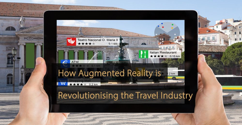 Augmented Reality Travel Industry - AR Travel Industry