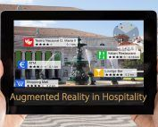 Augmented reality in hospitality industry - AR travel industry - hotel industry