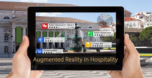Augmented reality in hospitality industry - Guide revenue management and Guide hotel marketing