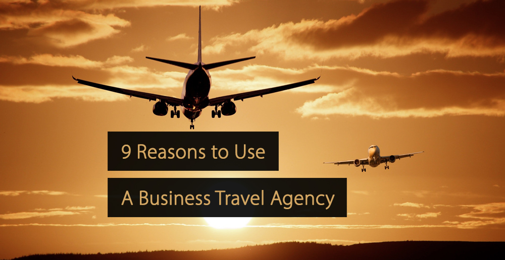 Business travel agency