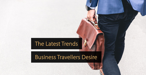 Business travel - hotel marketing guide