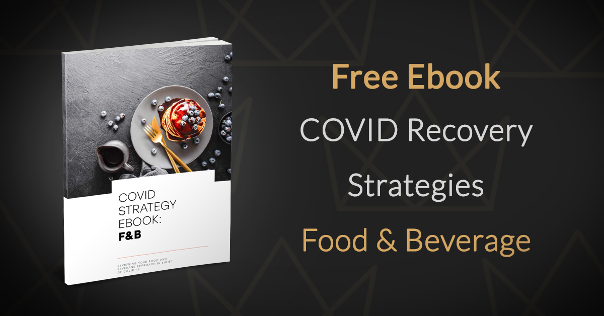 COVID Strategy F&B Department