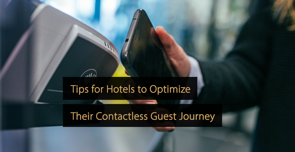 Contactless Guest Journey in Hotels