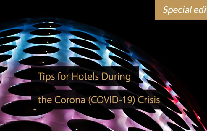 Corona Hotels - covid-19