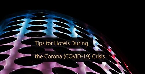 Corona Hotels - covid-19 - hotel marketing manual