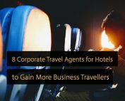 Corporate travel agents