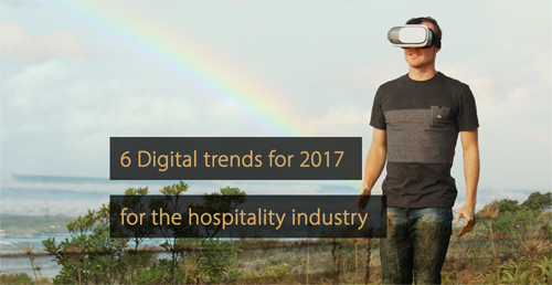 Digital trends for the hospitality industry - Guide revenue management and Guide hotel marketing