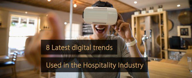 Digital trends hospitality industry - digital trends hotel industry
