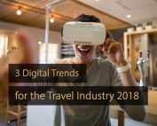 Digital trends travel industry 2018 - digital trends hospitality industry - hotel industry