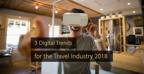 Digital trends travel industry - Guide revenue management and Guide hotel marketing