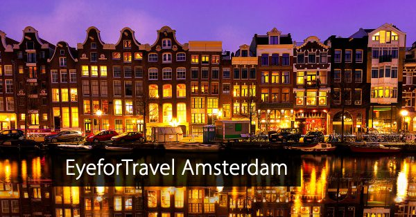 Eyefortravel Amsterdam - Hotel event - Travel event - Eye for travel Amsterdam