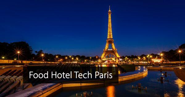 Food Hotel Tech Paris - France - Trade Show Digital Tech