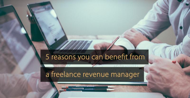 Freelance revenue manager 1