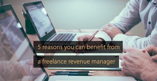 Freelance revenue manager - Guide revenue management and Guide hotel marketing