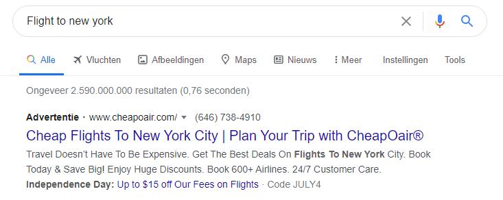 Google Adwords - Marketing tips - travel industry - hospitality industry - COVID - Corona