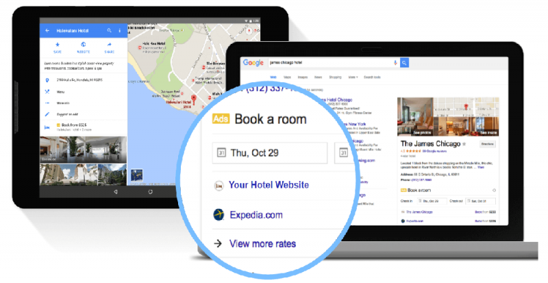 Google Hotel Ads Commission Program for Smaller Hotel Chains and Independent Hotels 1