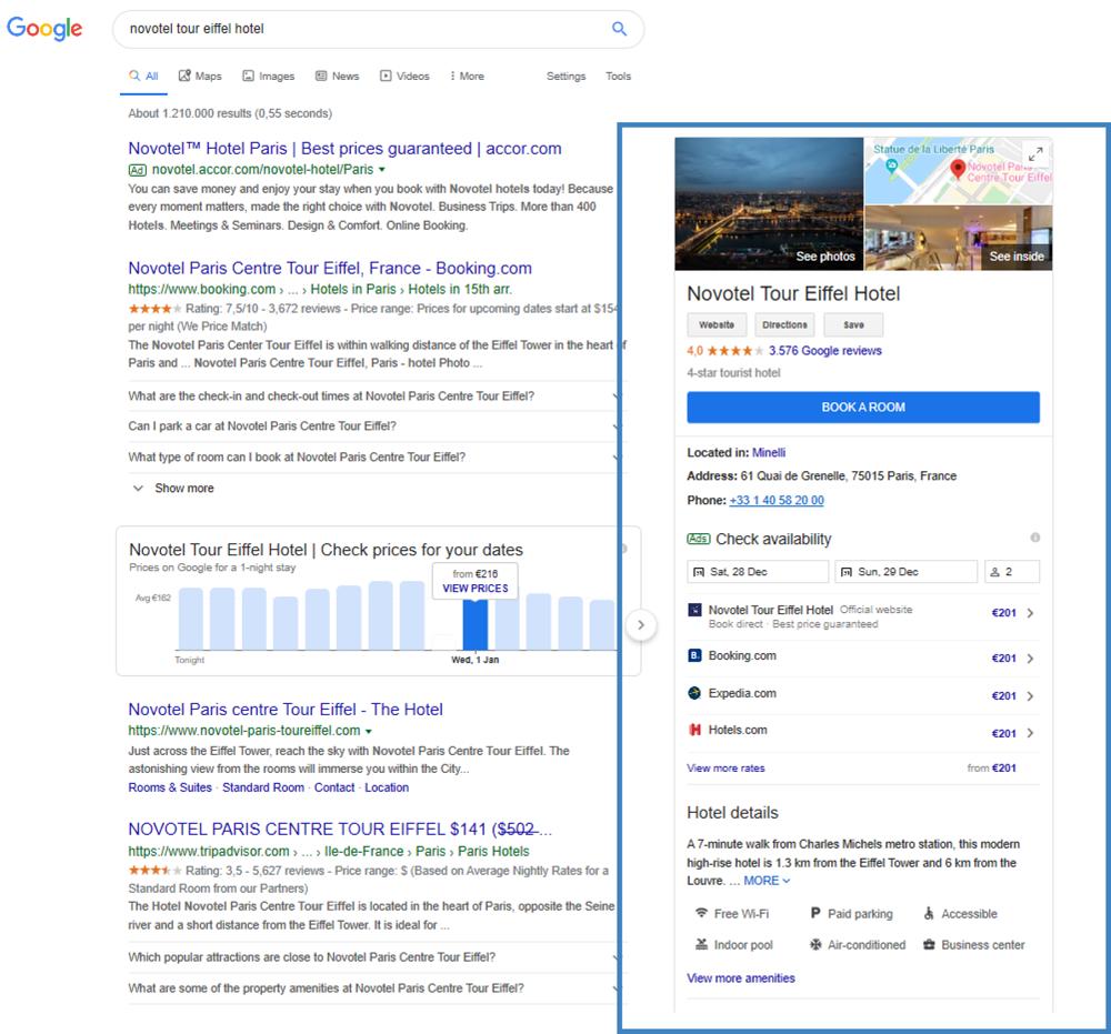 Google business information - Marketing tips - travel industry - hospitality industry - COVID - Corona