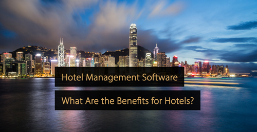 Hotel Management Software - hotel technology