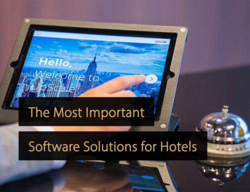 Hotel Software: The Most Important Software Solutions for Hotels