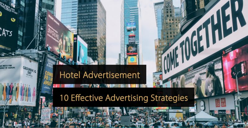 Hotel advertisement - hotel advertsing