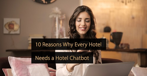 Hotel chatbot - Hotel technology manual