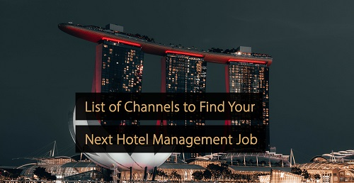 Hotel guide - Hotel Management Jobs