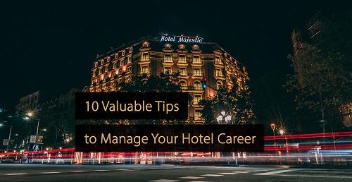 Hotel guide - Hotel careers