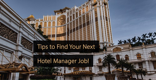 Hotel guide - Hotel manager