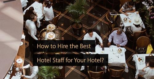 Hotel guide - Hotel staff