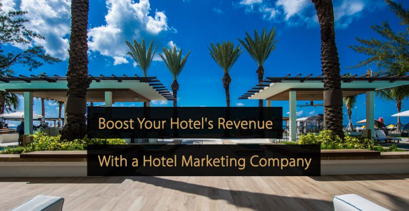 Hotel marketing company