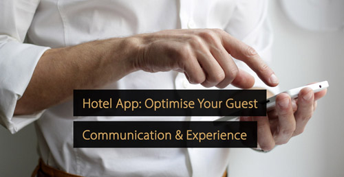 Hotel marketing handbook - Hotel app - Hotel apps