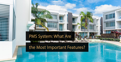 Hotel marketing handbook - PMS System