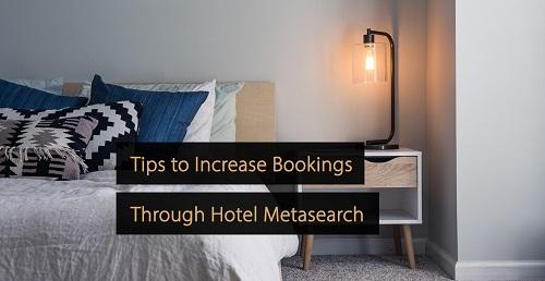 Hotel metasearch- hotel marketing manual