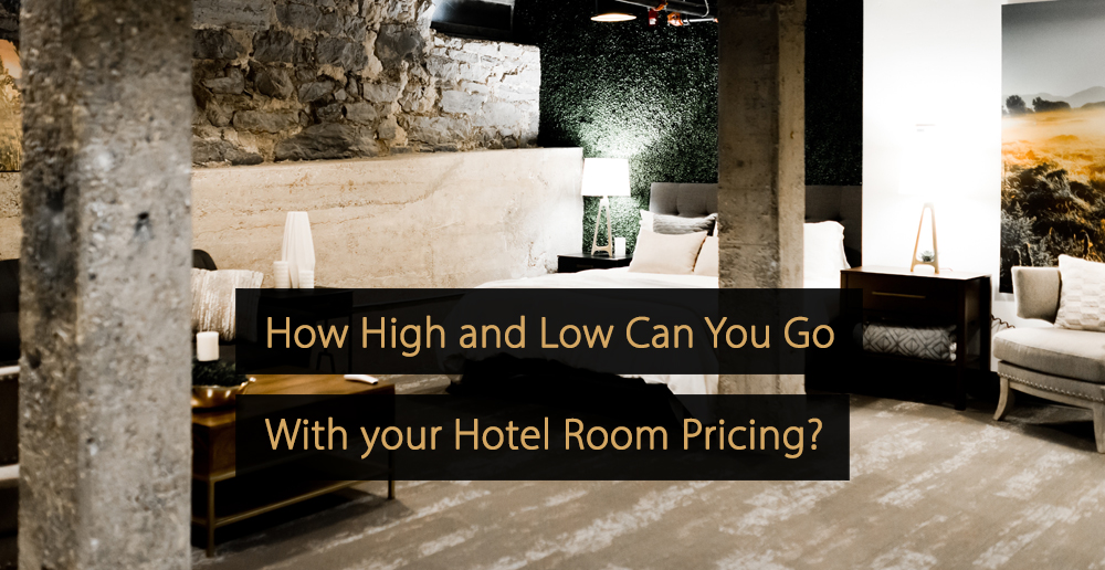Hotel room pricing