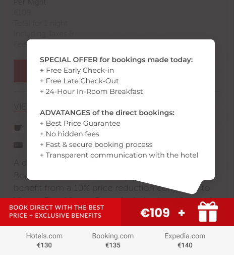 Hotel website mistake 12a