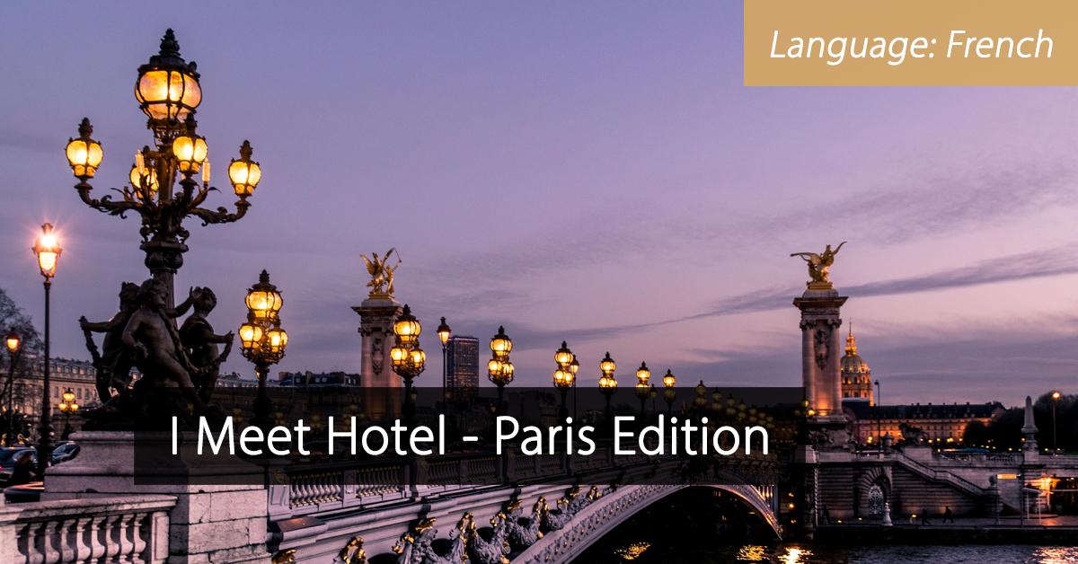 I meet Hotel - Paris