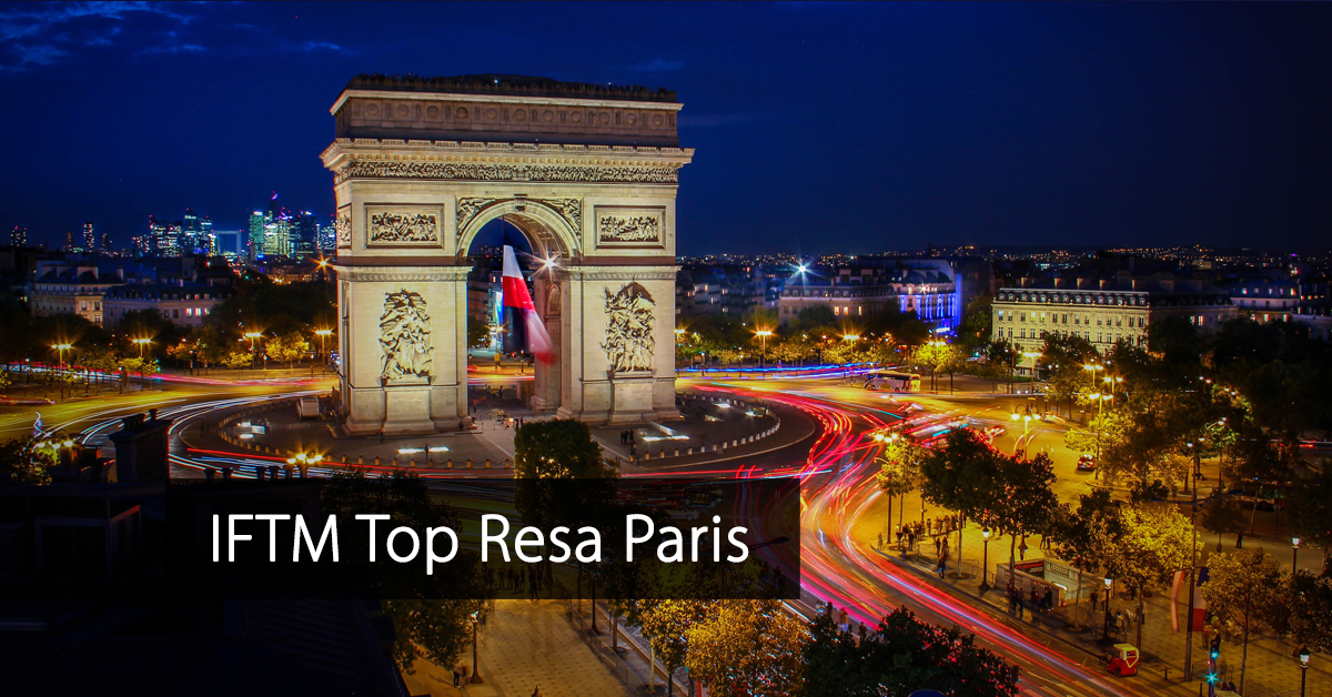 IFTM Paris - IFTM Top Resa
