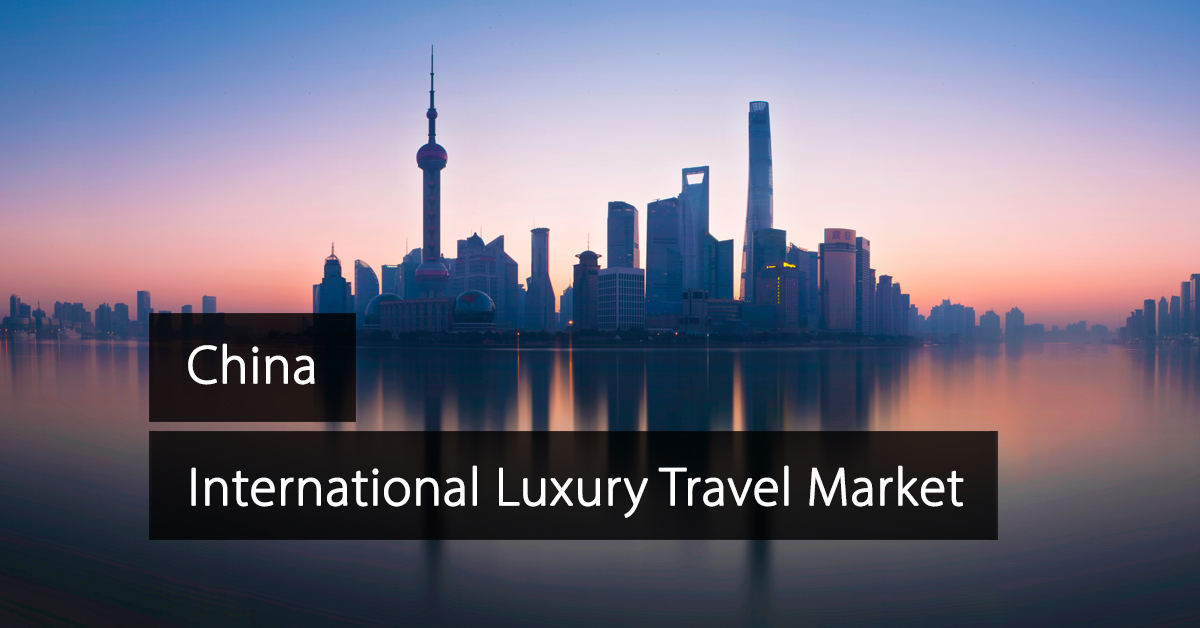ILTM China - International Luxury Travel Market China