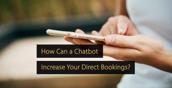 Increase direct bookings hotel - chatbot