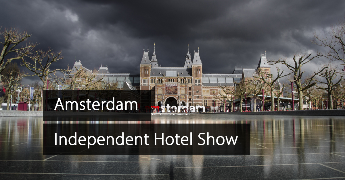 Independent Hotel Show Amsterdam