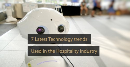 Marketing Guide travel industry - Technology trends hospitality industry - tech trends hotel industry