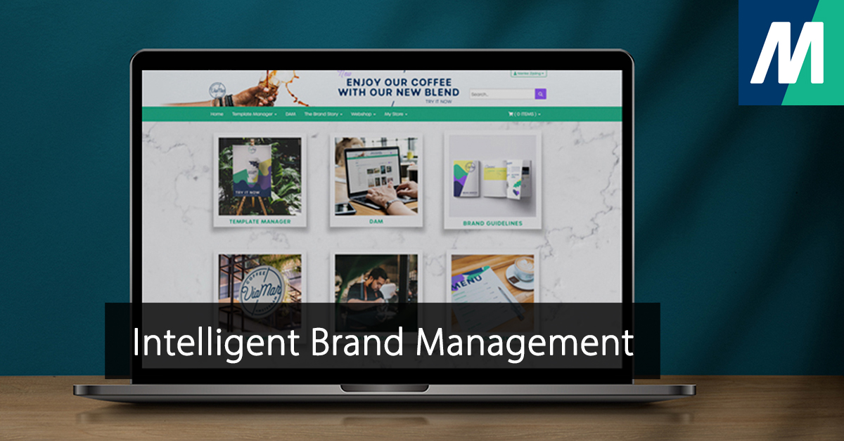 Marvia - Brand Management and Digital Asset Management Software