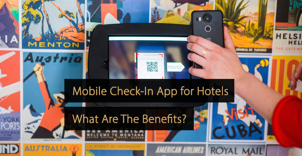 Mobile Check-In App for Hotels