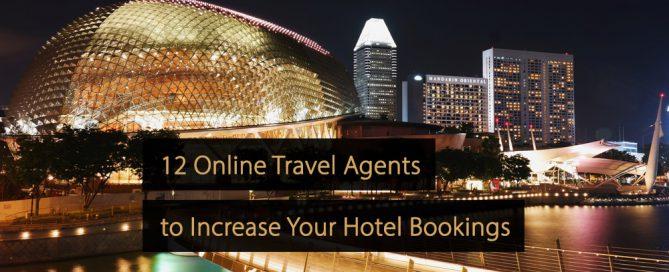 Online travel agent - OTA - online travel agency - online travel agencies