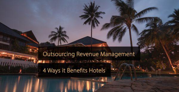 Outsourcing revenue management