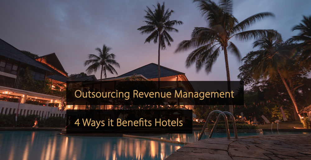 Outsourcing revenue management